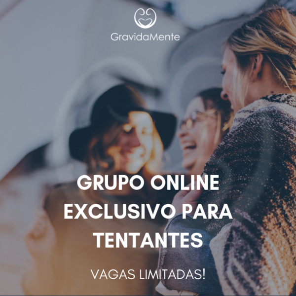 Grupo Online para Tentantes - GravidaMente